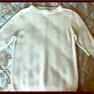 Sweaters - 525 America Knit Sweater in Cream!